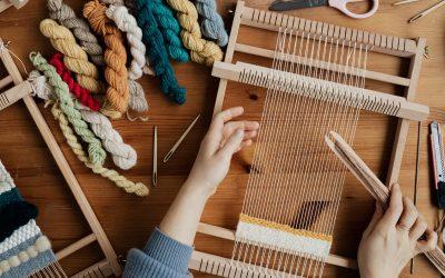 Weaving Within the Digital Skills Gap
